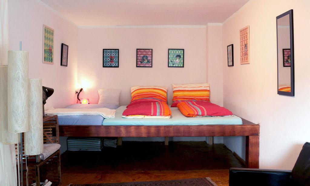 Schlaf- und Wohnraum in Nürnberg