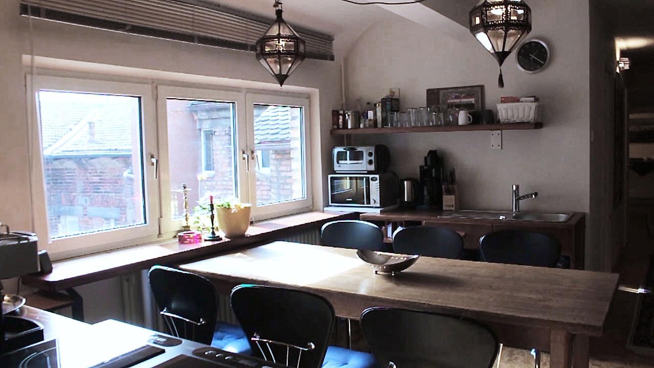 Die Küche im Level 4 Apartment - Level 4