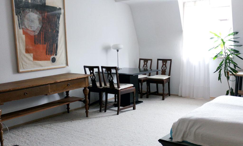 Esstisch in der Suite #1 - Little 4