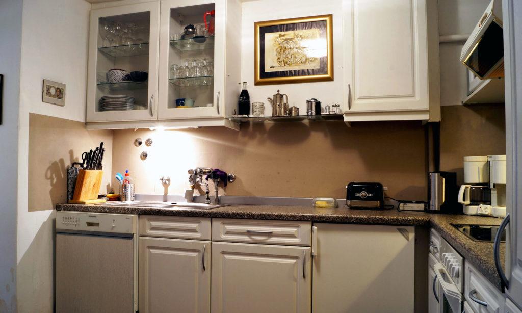 Küche im Little 4 / Kitchen Little 4